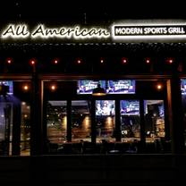 photo of all american modern sports grill - market street at dc ranch restaurant