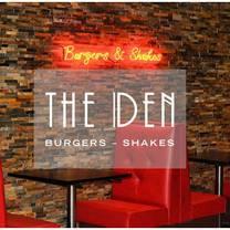 photo of the den @ the quay restaurant