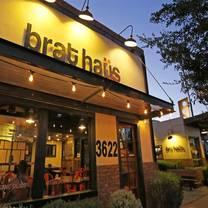 photo of brat haus restaurant