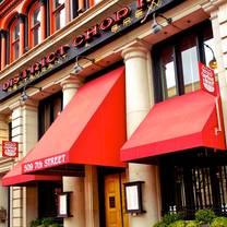 photo of district chophouse restaurant