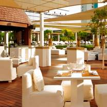 photo of bliss 6 - conrad dubai restaurant