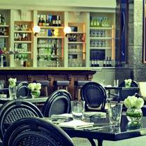 photo of café belge - the ritz-carlton difc restaurant