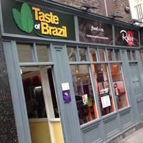 foto von taste of brazil, cozinha brasileira restaurant