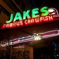 photo of jake's famous crawfish restaurant