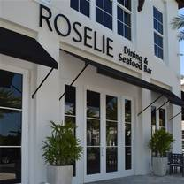 photo of roselie dining & seafood bar restaurant
