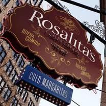 photo of rosalita's cantina restaurant
