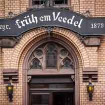 photo of früh 'em veedel' restaurant