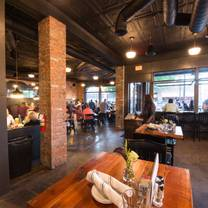 photo of independent bar and kitchen restaurant