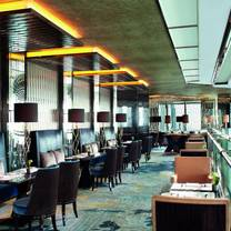 photo of cafe 103 - the ritz-carlton hong kong restaurant
