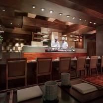 photo of the teppanroom - grand hyatt hong kong restaurant