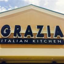photo of grazia italian kitchen - clear lake restaurant
