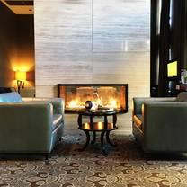 photo of l'orangerie at l'hermitage hotel vancouver restaurant