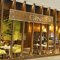 photo of red ginger - city of dreams manila restaurant
