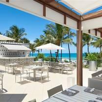 photo of la côte - fontainebleau miami beach restaurant