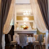 photo of saint jacques @ the burke manor inn restaurant