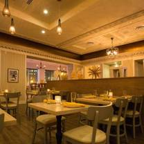 photo of serafina downtown boston restaurant