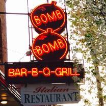 bomb bomb bbq grill & italian restaurantのプロフィール画像