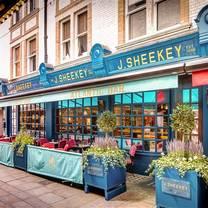 photo of j sheekey atlantic bar restaurant