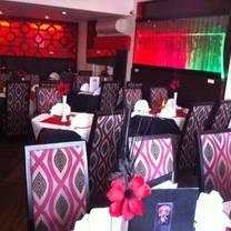 foto von indian night restaurant