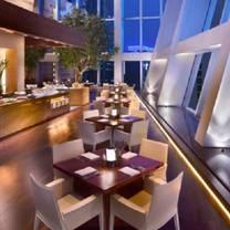 photo of the show kitchen restaurant