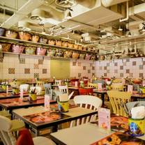 photo of comptoir libanais broadgate restaurant