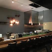 foto von kaori sushi & sake bar restaurant