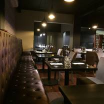 photo of saffron indian restaurant restaurant