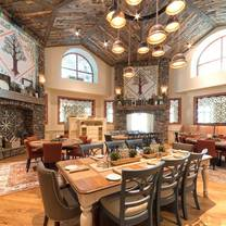 photo of song & hearth at dollywood's dreammore resort and spa restaurant