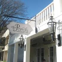 photo of the porch restaurant & bar - sacramento restaurant