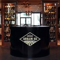 photo of urbain 40 restaurant