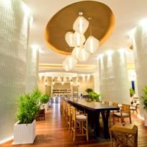 photo of burger at vidanta vallarta restaurant
