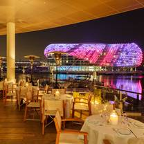 photo of cipriani abu dhabi restaurant