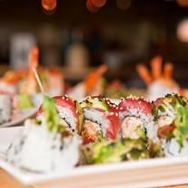photo of nama sushi bar - bearden restaurant