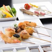 photo of kushiage dining 104 restaurant