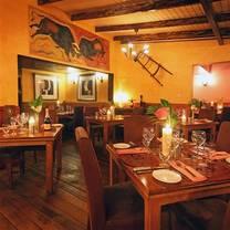 photo of big chef steakhouse restaurant