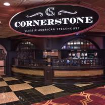 photo of cornerstone steakhouse restaurant
