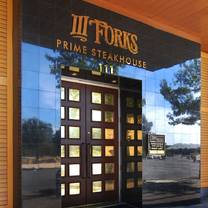 photo of iii forks - austin restaurant