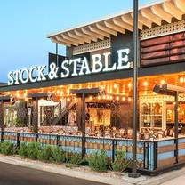 photo of stock and stable restaurant