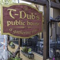 photo of t-dubs public house restaurant