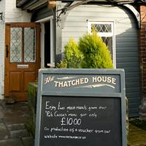 the thatched houseのプロフィール画像