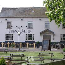 photo of the trent lock restaurant
