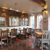 photo of the quorndon fox restaurant