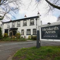 photo of the hesketh arms restaurant