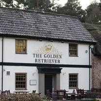 photo of the golden retriever restaurant
