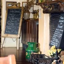 photo of the drum inn restaurant