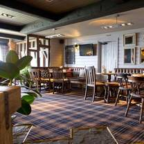 photo of the beachy head hotel restaurant