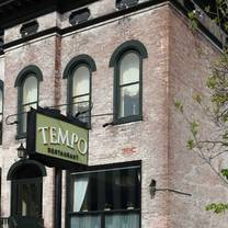 photo of tempo restaurant restaurant