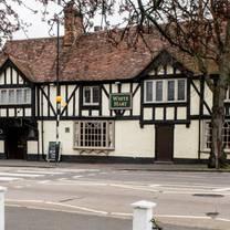 photo of vintage inn - the white hart restaurant