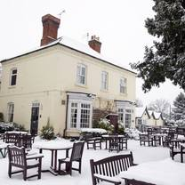 photo of the badgers sett restaurant