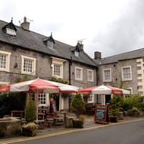 photo of the castle restaurant
